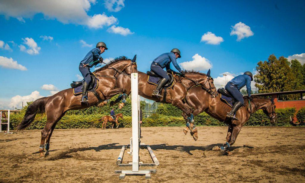 foto equitazione roma