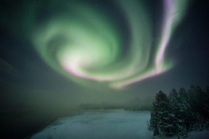 foto tempesta solare