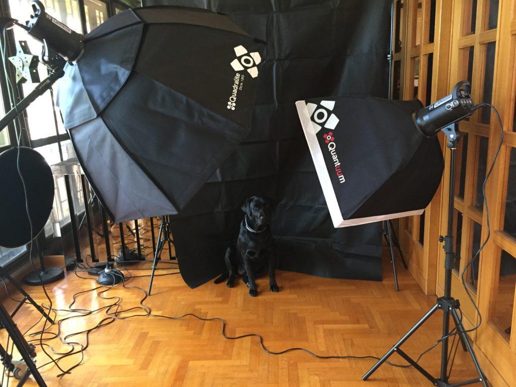 foto nero su nero
