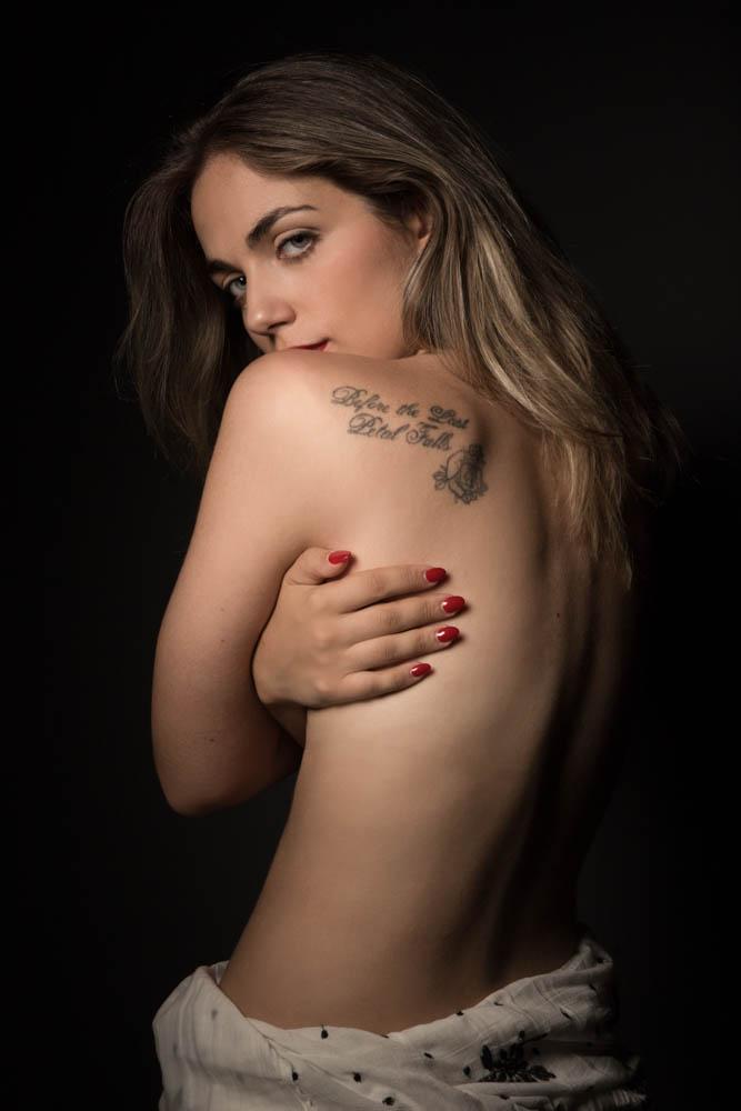 fotografo boudoir roma eur
