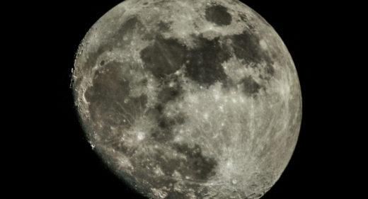 come si fotografa la luna