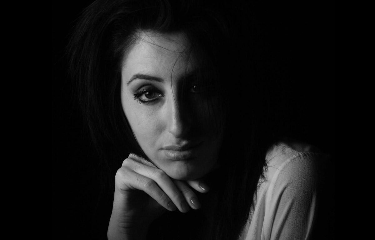 Luci per ritratto fotografico in studio nuovo corso di ritratto