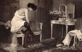 storia della fotografia boudoir