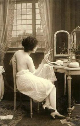 arte del boudoir