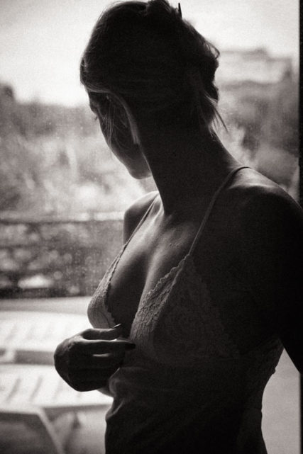 servizio fotografico boudoir sposa