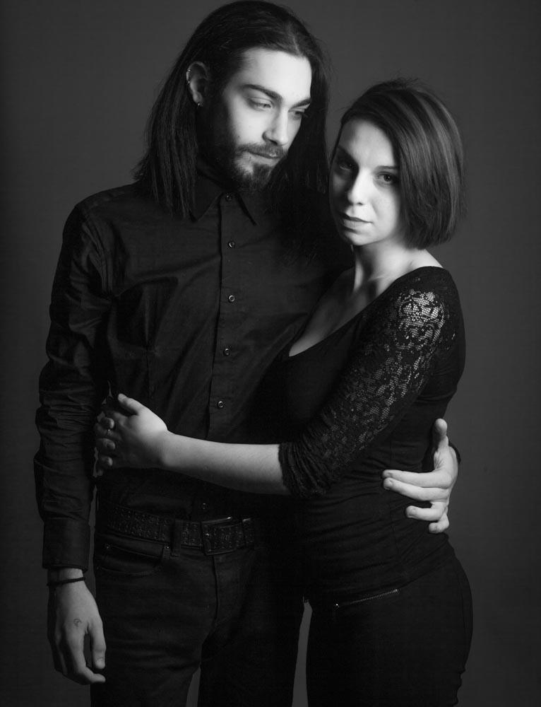 regala servizio fotografico di coppia