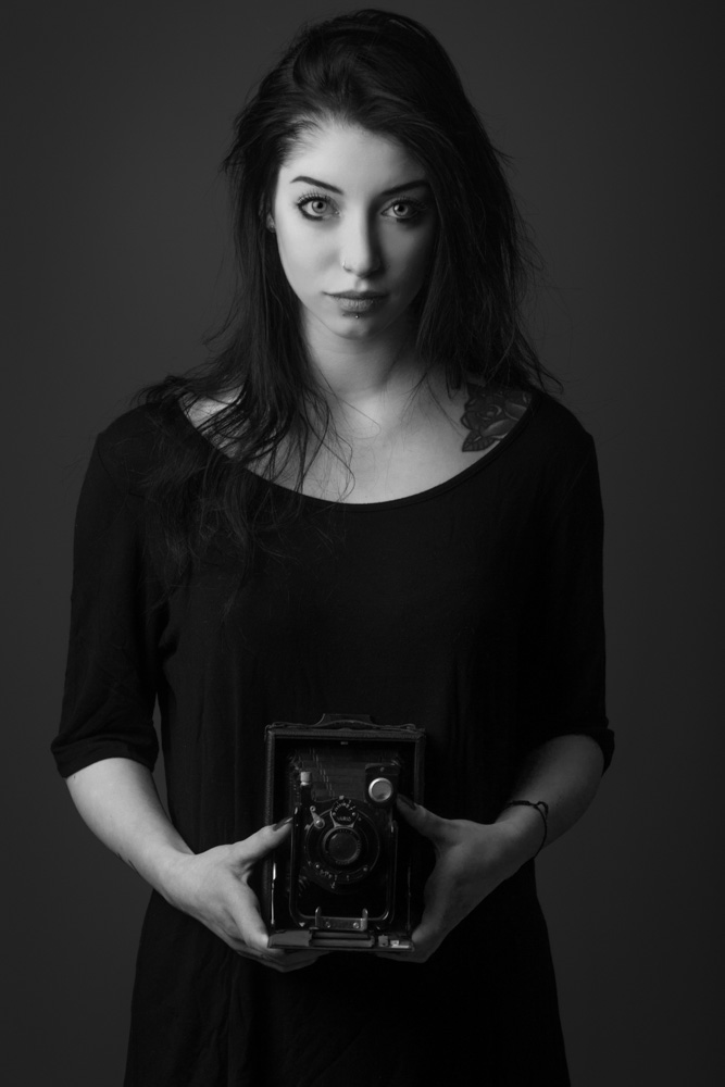 la fotografia ruba l'anima