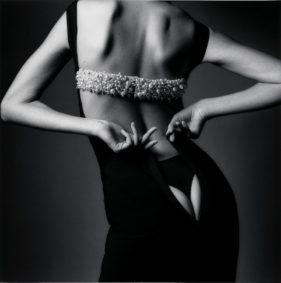 fotografia boudoir bianconero