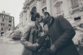 rome elopement photographer