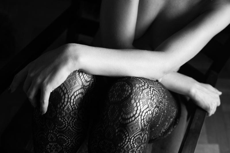 fotografia di boudoir