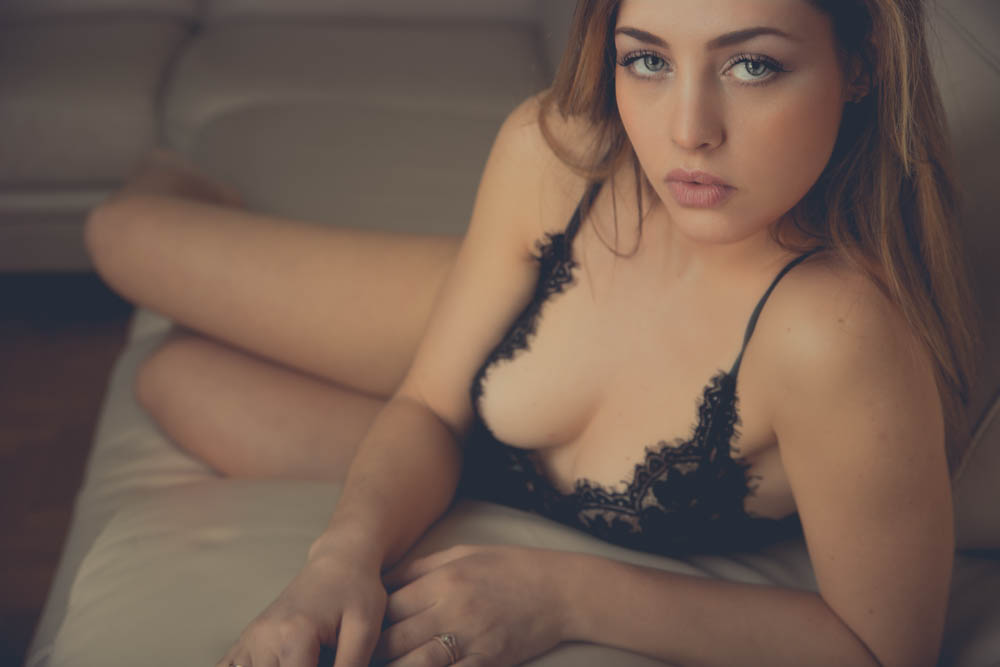 pose boudoir