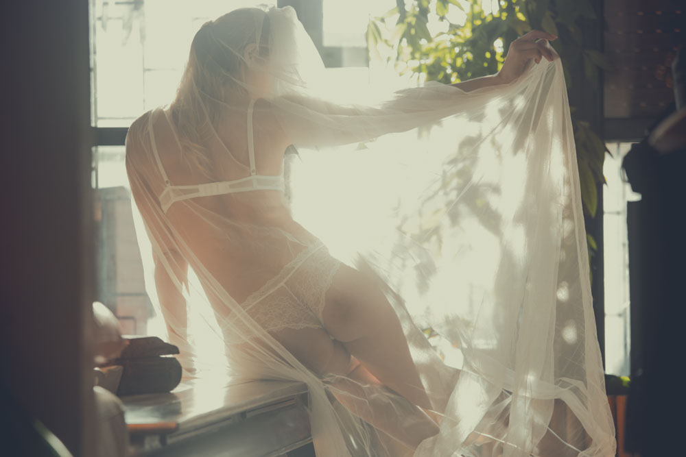 esempi foto boudoir