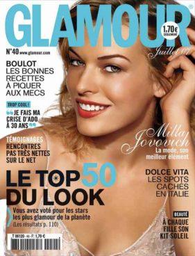 icona glamour