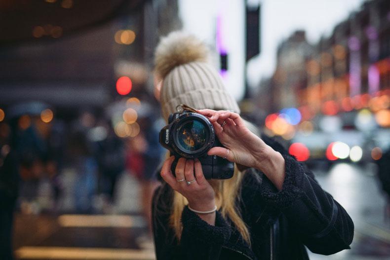 corso di fotografia on line roma
