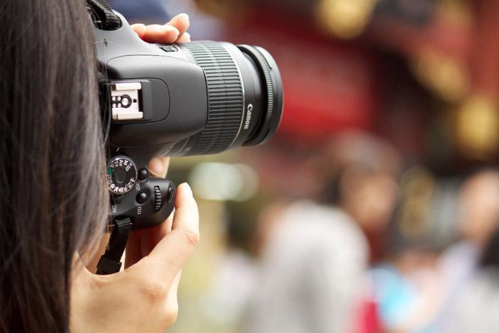tutor fotografia digitale roma