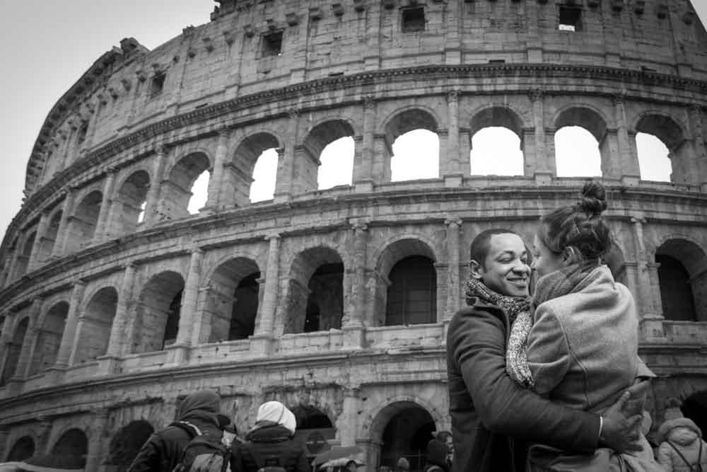 fotografo di coppia roma