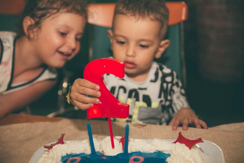 fotografo per feste di compleanno per bambini