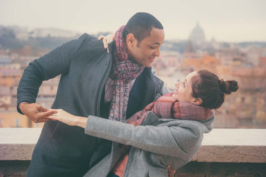 regalo promessa matrimonio