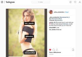 collaborazioni aziende instagram