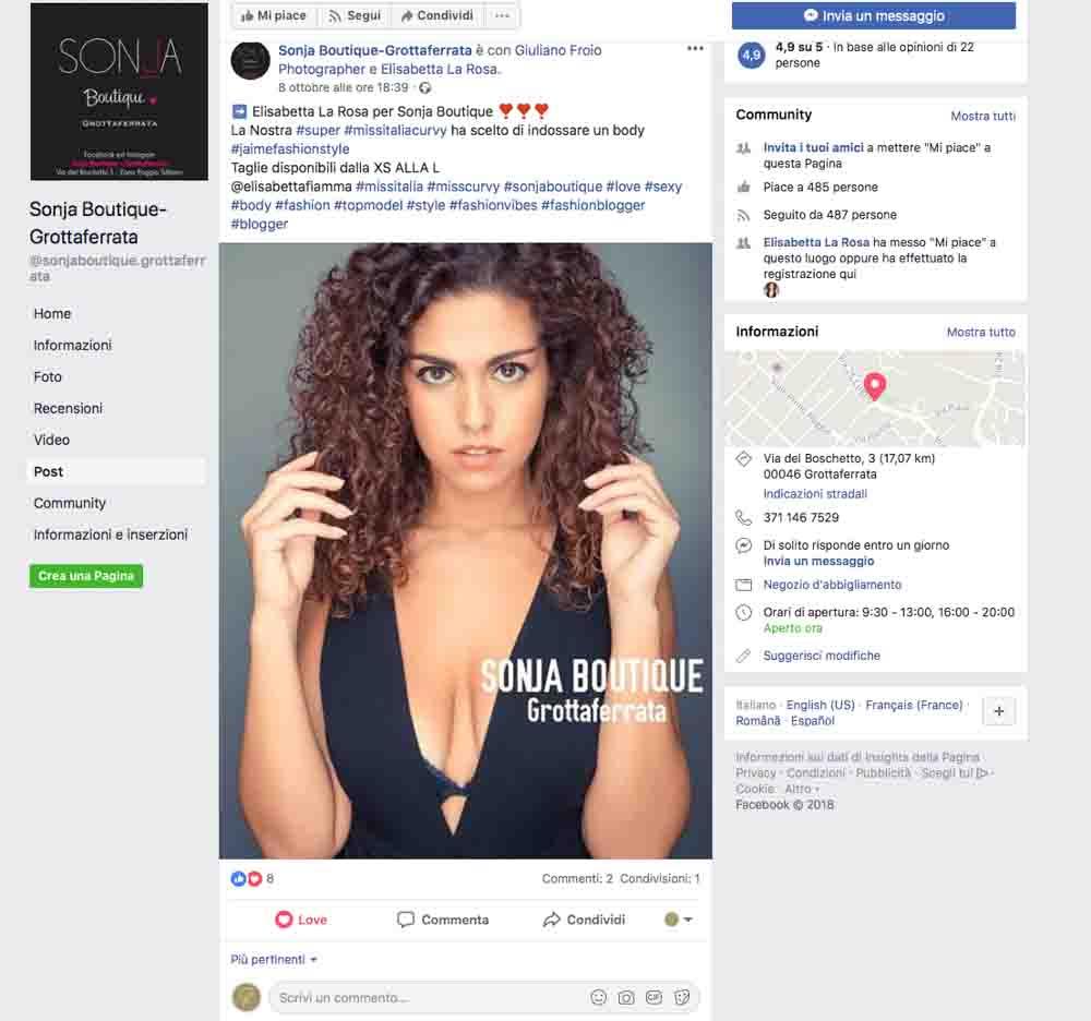servizi fotografici per siti internet roma