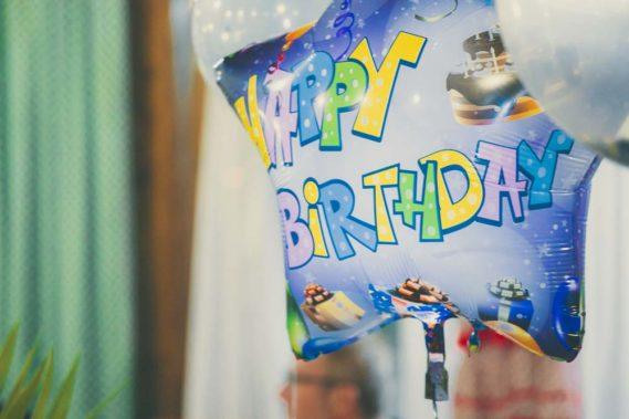Fotografie per feste di compleanno