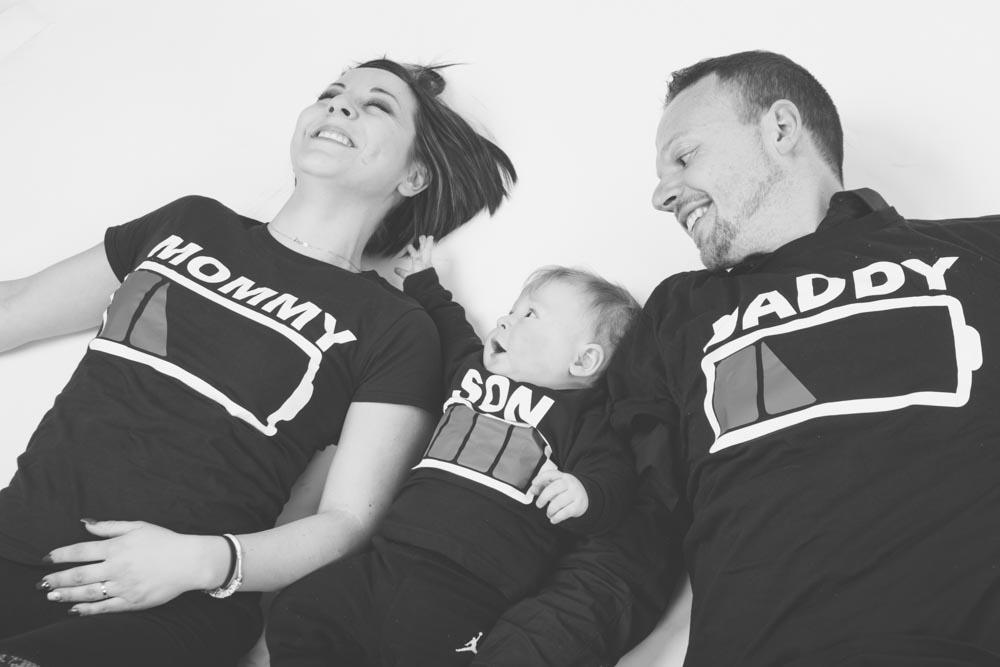regalare servizio fotografico di famiglia