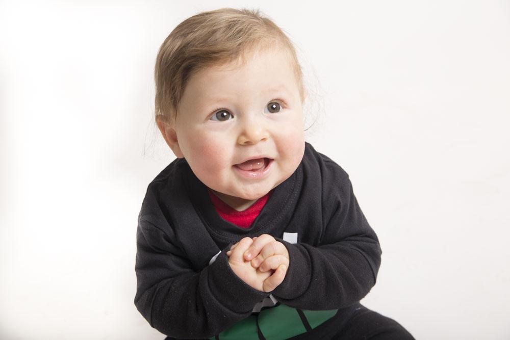 servizi fotografici per bimbi piccoli