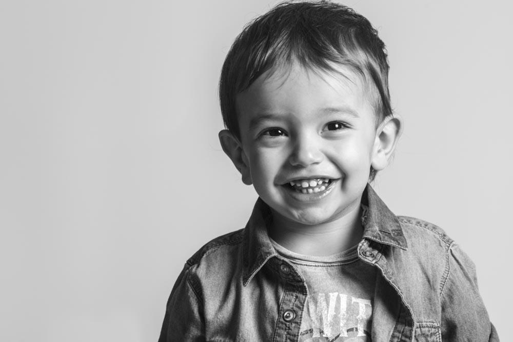 ritratti fotografici per bambini
