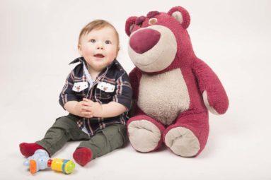 servizio fotografico per bimbi
