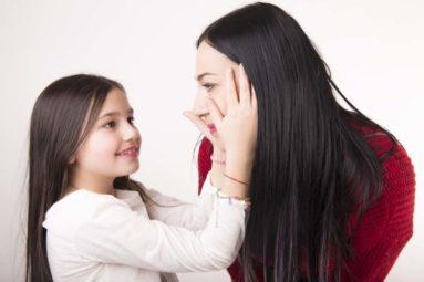 foto famiglia e bambini