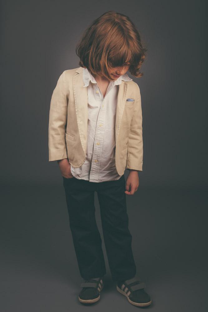 servizio fotografico per ragazzi