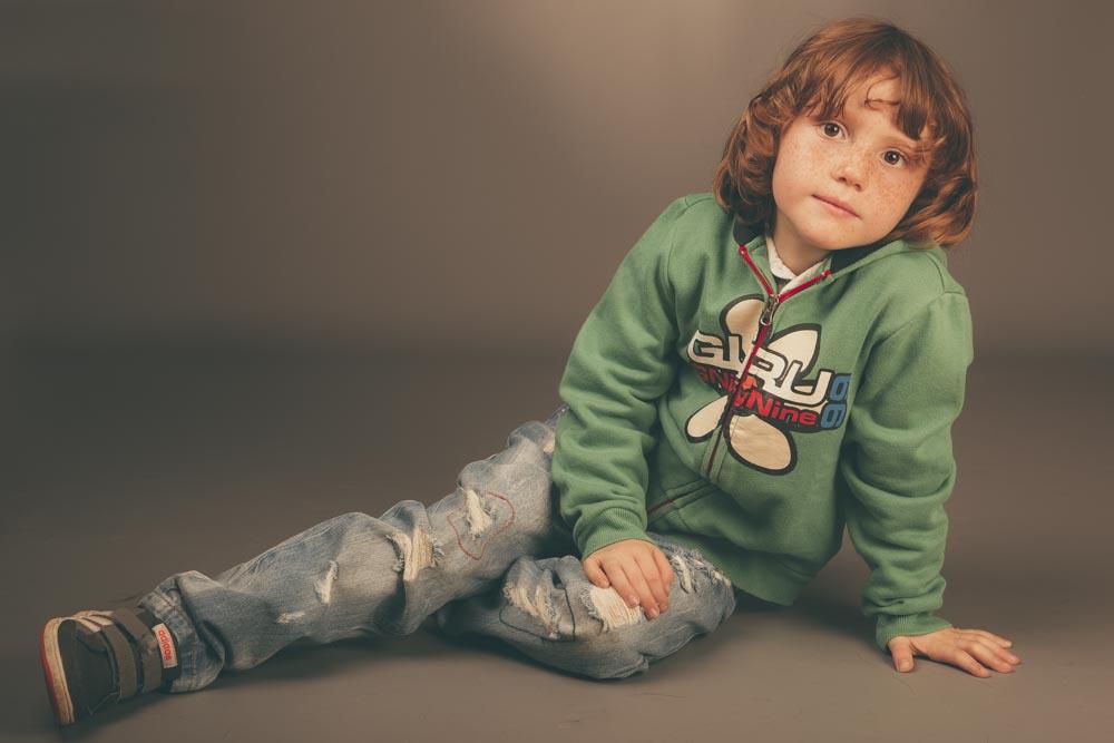fotografo per bambini
