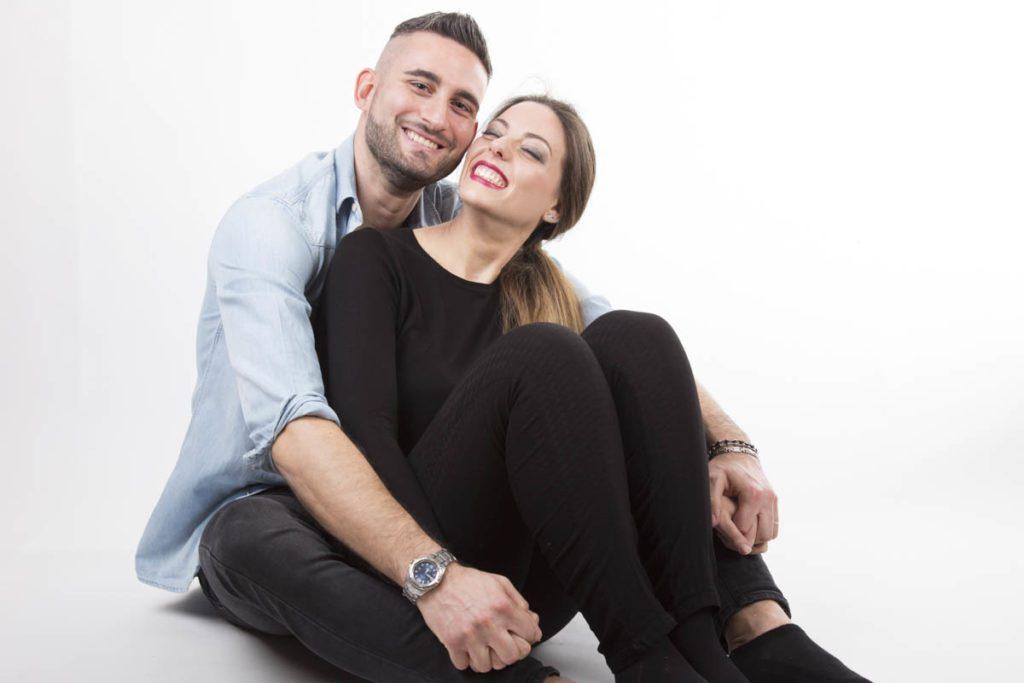 book fotografico per fidanzati