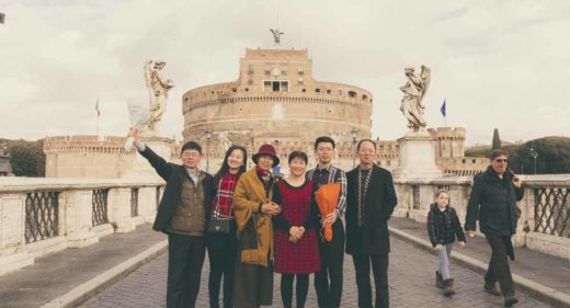 rome family photographer