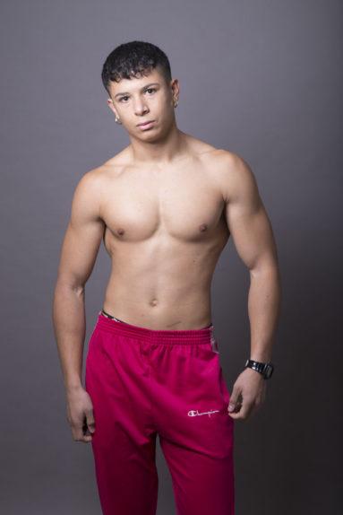 servizi fotografici per modelli fitness