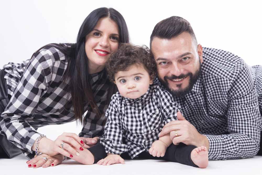 ritratto di famiglia roma