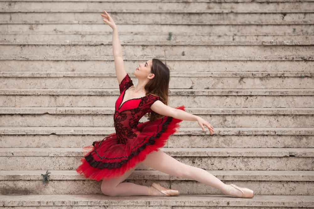 servizi fotografici teatro e danza