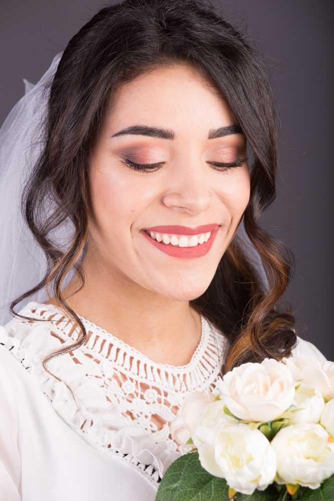 trucco sposa perfetto per le foto