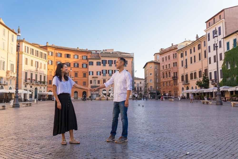 italian couple photographer