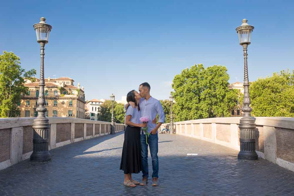 personal photoshoot tour in rome