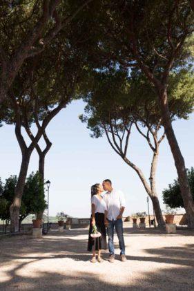 anniversary ideas in rome