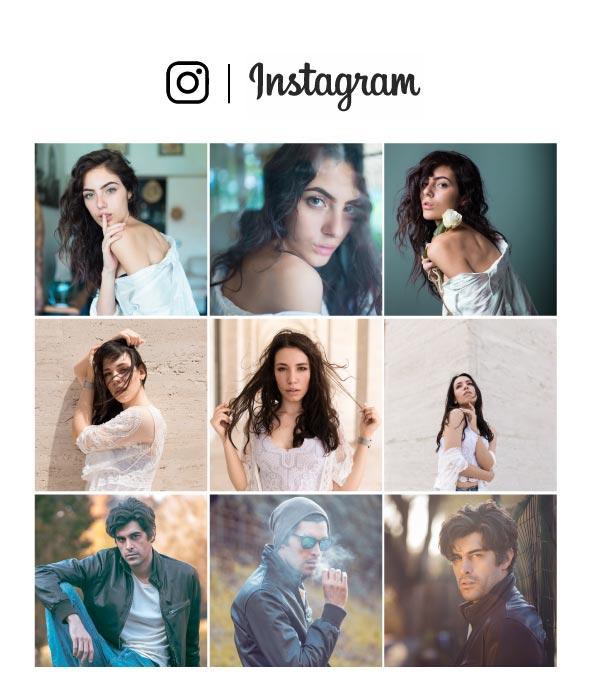 servizio fotografico per instagram roma