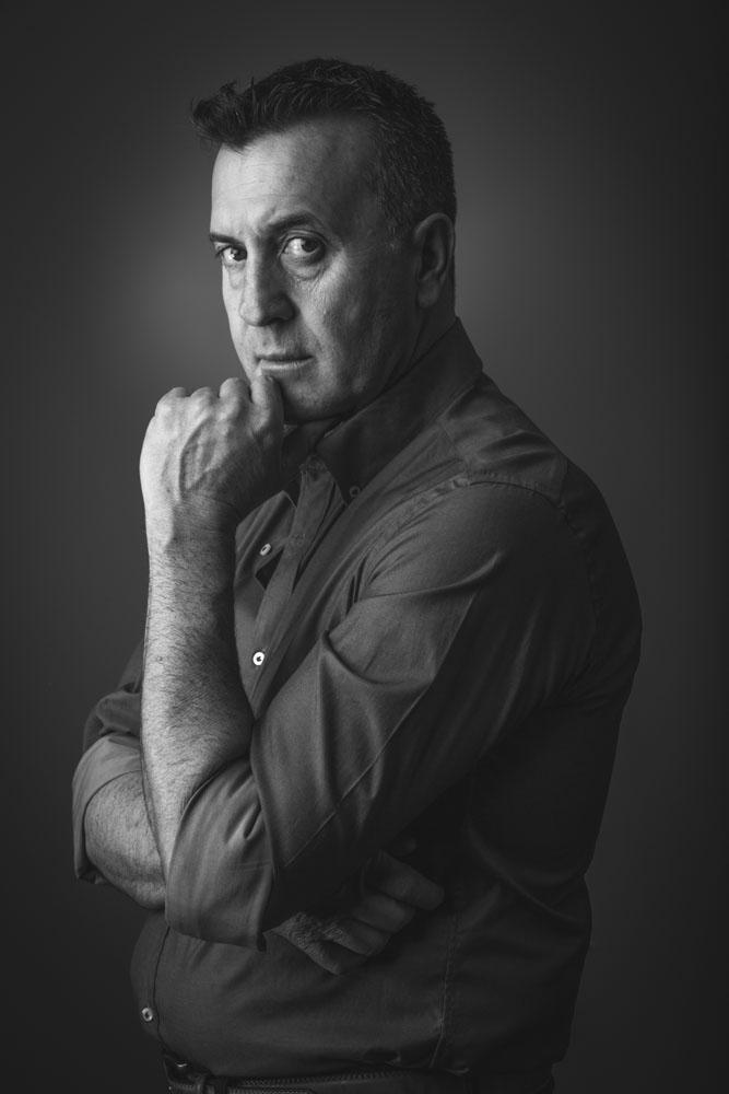 fotografie di ritratto in studio