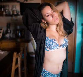 boudoir servizio fotografico roma
