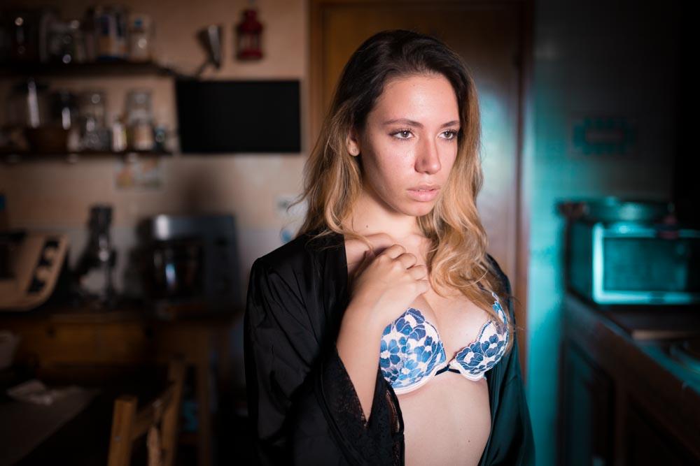 servizi fotografici boudoir roma