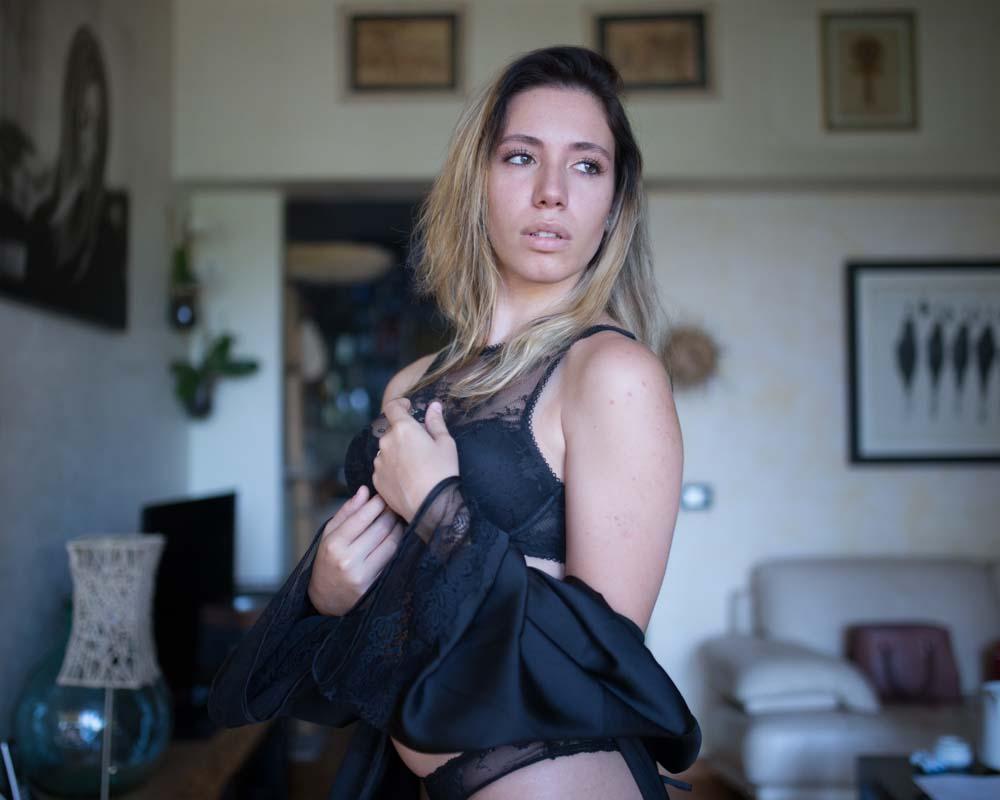 fotografo boudoir a roma