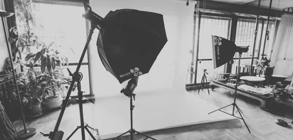 servizio fotografico in studio roma