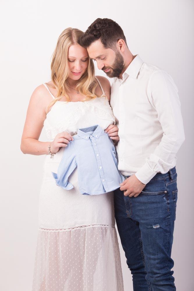 regala un servizio fotografico in gravidanza