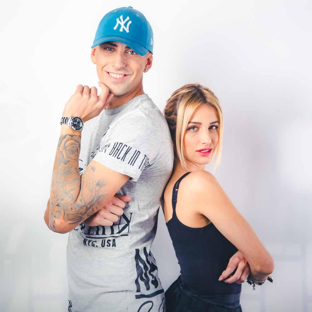 book fotografico di coppia roma