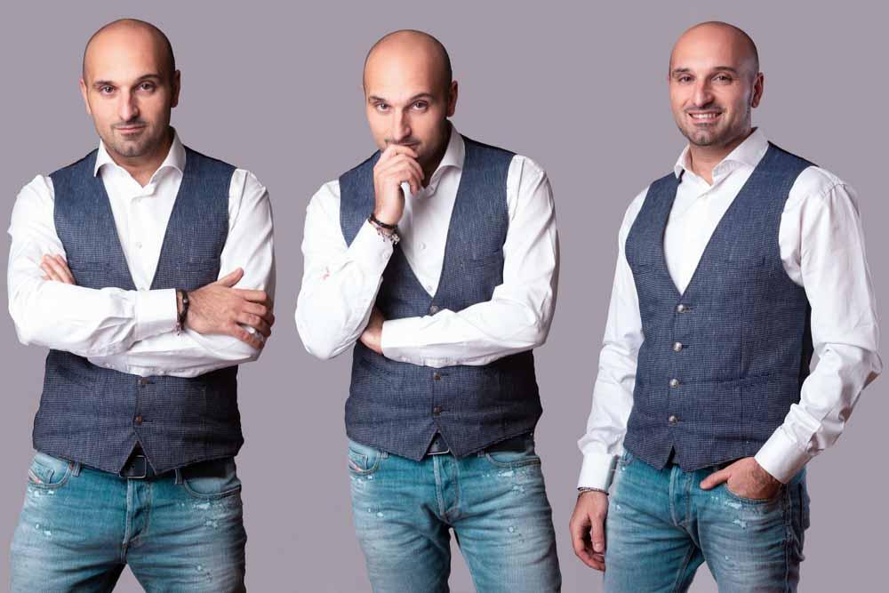 servizio foto profilo roma